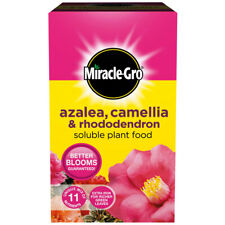 Miracle Gro Azalea Camellia & Rhododendron Soluble Ericaceous Plant Food 500g