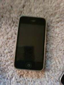 UNTESTED Apple iPhone 3g ? Black (AT&T)