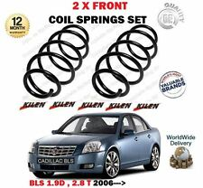 Pour cadillac bls 1.9D 2.8 t 150 180 255 bhp 2006 - > new 2X front coil springs set