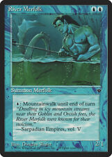 Magic MTG Tradingcard Fallen Empires 1994 River Merfolk