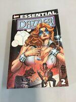 Dazzler Essential Vol. 2 Paperback Tpb Marvel Comics