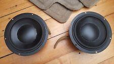 "Dynaudio 6.5"" Inch Woofer Speaker 4 Ohm Volvo C70 V70R 850 S60R 3533794 Denmark"
