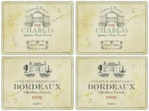 Pimpernel Placemats, Vin de France, Set of 4 (2010648262)