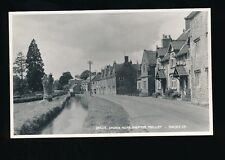 Somerset DINDER near Shepton Mallett c1950/60s? Judges #28628 RP PPC