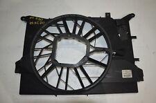 04-07 Volvo S60 V70 XC70 04-06 S80 Engine Radiator Cooling Fan Shroud Assembly