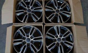 Genuine Ford Ranger Wildtrak Wheels 18 INCH SET OF 4 WHEELS 2020 & Mazda BT50