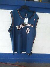 Gilbert Arenas Washington Wizards NBA Jersey Adidas XL Sewn #0 Vtg