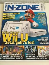 N-Zone Magazin 11/12 Ausgabe 187 Nintendo