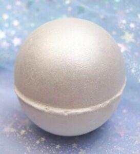 Lush Cosmetics Mother Pearl Shimmer Orchid Vanilla Milky Bath Oil Bomb New
