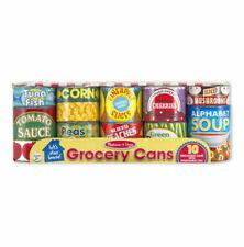 Melissa and Doug Canned Food - 14088