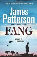 Maximum Ride: Fang: Dystopian Science Fiction-James Patterson, 9780099525288