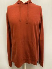 New Even Tide Men's Hoodie, Red, S-XL