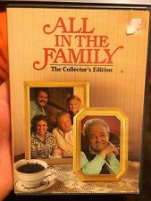 ALL IN THE FAMILY : COLLECTOR'S EDITION (1971) DVD OOP! RARE! MINT! (Columbia H)