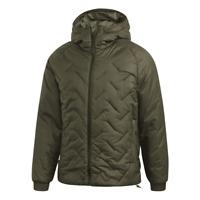 Puma Mens Monstrum Hooded Coat Puffer Jacket Blue 560868 04 X30A