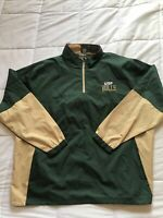 Knights Apparel XL USF Bulls Lightweight Jacket 1/4 Zip