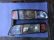 Nissan Primera Infinity G20 Kouki Headlights Euro 90-96