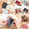Womens Coins Card Holder Small Purse Mini Wallet Case Clutch Pocket Bag Handbag