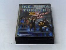 Ike and Tina Turner 20 Greatest Hits - Cassette - SEALED