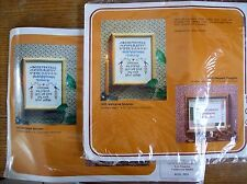 Creative Circle 1605, Welcome Sampler, Counted Cross Stitch