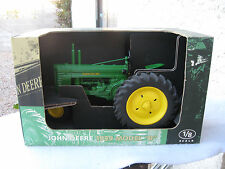 "JOHN DEERE NEW LARGE 1939 MODEL""B"" 1/8 SCALE USA-IOWA BY ERTL COLLECTOR TRACTOR"