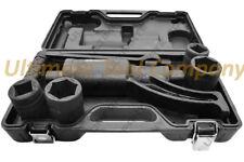 8 Pc Torque Multiplier Set Wrench Lug Nut RV Trailer Truck Sockets Fast Ship!