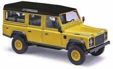 Busch 50356 - 1/87 / H0 Land Rover Defender - Memorandum - Gold - Neu
