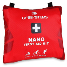 LifeSystems light&dry NANO KIT PRIMO SOCCORSO ciclismo, da corsa, SPORT