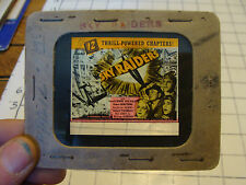 "Vintage Movie Slide: 1941 ""Sky Raiders"", Donald Woods, Billy Halop"