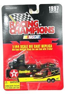 1997 Racing Champions 1:144 Die Cast Replica Havoline NASCAR