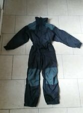 "COLUMBIA spring snow suit one piece ski board waterproof shell men S M 54""chest"