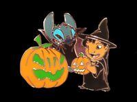 Disney Pin Lilo & Stitch Trading Starter Set Lilo and Stitch Trick or Treating