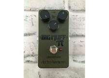 Electro-Harmonix Green Russian Big Muff - Used FREE 2 DAY SHIP