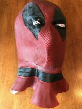 DeadPool rubber face mask