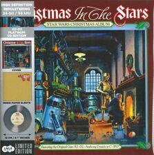 MINI LP CD VYNIL RÉPLICA + OBI STAR WARS CHRISTMAS ALBUM CHRISTMAS IN THE STARS