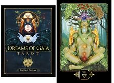 Dreams of Gaia NEW Sealed 81 gilded edge Cards Guide Book 308 pgs Ravynne Phelan