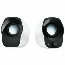 Logitech Z120 Mini Stereo Speakers 2.0 - White