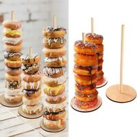 3PCS Donut Doughnut Stacker Birthday Party Wedding Favour Table Stands Typical