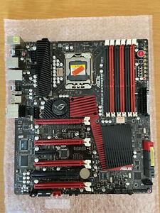 ASUS RAMPAGE III Extreme Intel X58, Sockel LGA 1366, ATX Mainboard