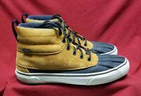 Vans Men's MTE Del Pato Golden Wheat Navy Blue US Size 9 Woman's 10.5