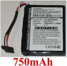 Batterie 750mAh type M02883H Pour Mitac Mio Moov 500