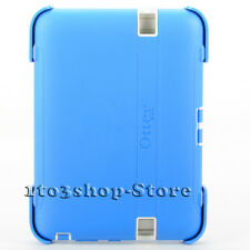 """OtterBox Defender Amazon Kindle Fire HD 7"""" 1st Gen Case w/Stand (Sky Blue/White)"""