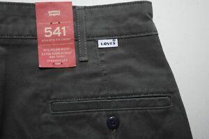 541 Gray Men's Levi's Athletic Pants