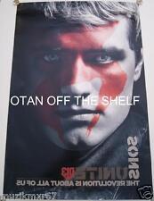 "SDCC Comic Con 2015 Exclusive The Hunger Games Josh Hutcherson poster 27"" x 40"""