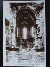 VECCHIO - Regina eleanors finestra, CONWAY CASTELLO