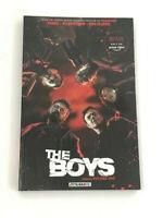 The Boys Omnibus Vol 1 Graphic Novel TPB Photo cover