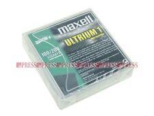 Maxell ULTRIUM LTO1 100/200gb datos CARDRIDGE