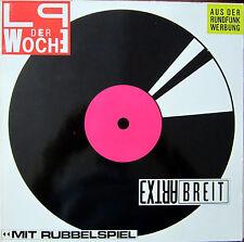 LP / EXTRABREIT / LP DER WOCHE / RARITÄT /