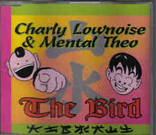 Charly Lownoise&Mental Theo-The Bird cd maxi single