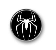 "SPIDERMAN / 1"" / 25mm pin button / badge / Marvel / Avengers / Iron Man / Hulk"