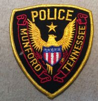 FAIRVIEW TENNESSEE TN PARK RANGER police PATCH